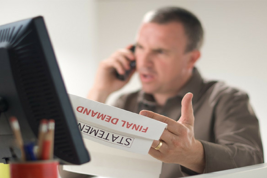 protection from debt collectors